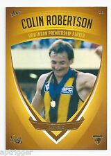 2011 Select Hawthorn Heritage Premiership Player (101) Colin ROBERTSON