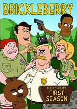 Brickleberry: Season 1 (2 Discs 2012) - Daniel Tosh, Kaitlin Olson, Roger Black,