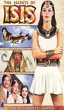 The Secrets Of Isis - The Complete Series (DVD, 2007, Multiple Disc Set)(9E)