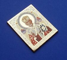 "ORTHODOX RUSSIAN ICON FOR CAR PROTECTION ""ST NICHOLAS"""