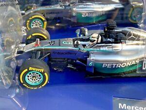Carrera 30733 Digital & Analog F1 Mercedes-Benz Hamilton #44 132 Scale Slot Car