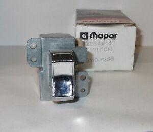 Mopar 2864014 3 speed w/wiper switch 1968-1970 Plymouth & Dodge B-body, NOS