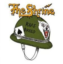 THE SHRINE - RARE BREED NEW CD