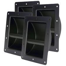 4 Penn-Elcom H1105 Recessed Steel Heavy-duty Pro stage type PA Cabinet Handle