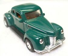 MATCHBOX-Green 1/24 Diecast 1940 Ford Coupe-China