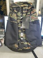 Nike Hoops Elite Pro Backpack - NEW - BA5555-010 Max Basketball Tiger Camo Green