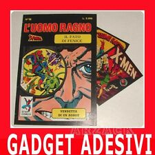UOMO RAGNO 18 con Gadget ADESIVI Star Comics 1988 1ª ed