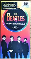 THE BEATLES The Capitol Albums Volume 1 4 CD Box Set (2004)