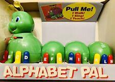 New ListingLeapfrog Alphabet Pal Green Caterpillar Educational Toy Nib