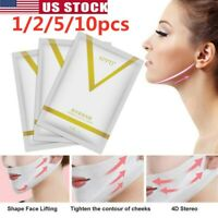 HOT! V-shape Thin Face Mask Slimming Lifting Firming fat burn Double Chin V-line
