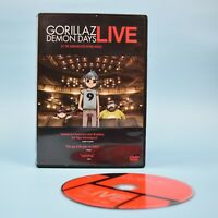 Gorillaz - Demon Days Live At The Manchester Opera House DVD B2 - GUARANTEED