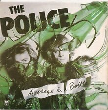 "45 TOURS / 7"" SINGLE--THE POLICE--MESSAGE IN A BOTTLE--1979"