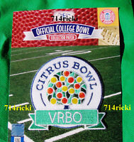 2019 VRBO Citrus Bowl Patch Penn State Nittany Lions vs Kentucky Wildcats