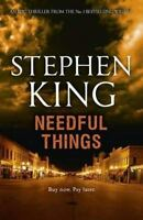 Needful Things: The Last Castle Rock Story [ King, Stephen ] Used - Acceptable