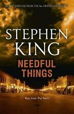 Needful Things-HB,DJ/Stephen King