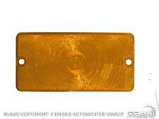 1969-1977  Ford Bronco Parking Lamp Lens (AMBER)