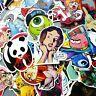 100pcs Stickers Bomb Graffiti Vinyl Skate Skateboard Laptop Luggage Car Decals