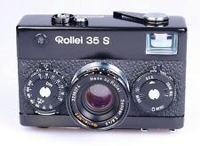 Rollei 35 S black in nice condition
