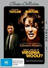 Who's Afraid Of Virginia Woolf? DVD Elizabeth Taylor