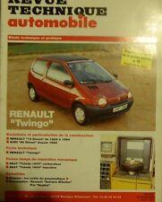 Revue technique RENAULT TWINGO  RTA 558 1994 + AUDI 80 R 19