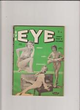 Eye , Lively Talk In Pictures (Feb 1960, # 36)
