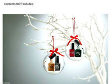 Avon Christmas Gift Bauble With RedRibbon & Tissue Paper Xmas  Stocking Filler