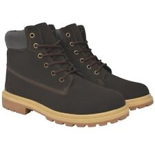 Vidaxl botas de hombre Marrón Tamaño 42 #131728