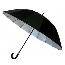 60 in. Jumbo Doorman Umbrella With 16 Ribs And Also Sun Rated Fabric