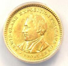1904 Lewis & Clark Gold Dollar G$1 Coin - ANACS VF20 Details (Reverse Solder)