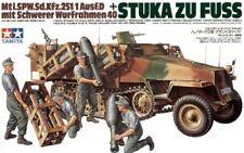 Tamiya 1/35 Sd. Kfz. 251/1 Ausf D Stuka Zu Chichi # 35151