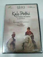Kalo Pothi un Pueblo de Nepal Min Bahadur Bham Español Nepali - DVD Nuevo - 3T