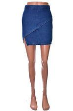 Topshop Cotton Wrap, Sarong Short/Mini Skirts for Women