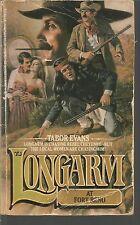 Longarm at Fort Reno Longarm No. 73 by Tabor Evans (1985, Paperback)