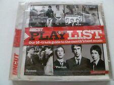 UNCUT CD Playlist Squeeze Jam Scott Walker Wire Billy Bragg Arctic Monkeys