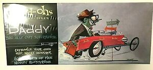 WEIRD-OHs DADDY - THE WAY OUT SUBURBANITE CAR-ICKY- TURES HAWK CLASSICS No.16004