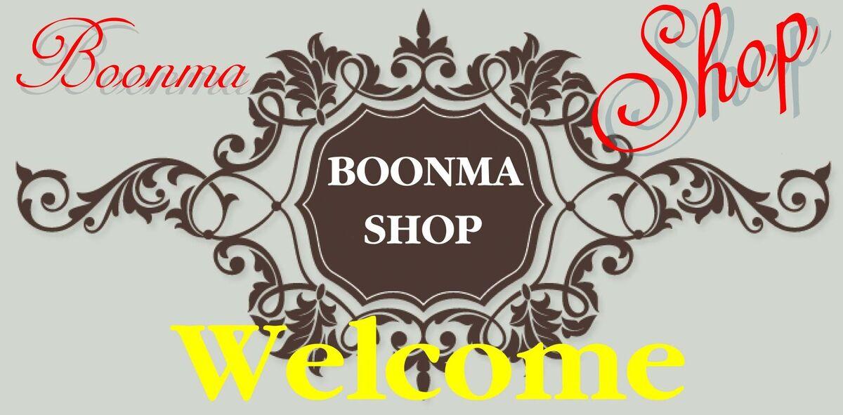 Thailand - boonma shop