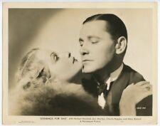 Sari Maritza & Herbert Marshall 1932 Evenings For Sale Pre-Code Art Deco J5199