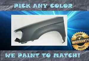 Pre-Painted to Match! Left Drivers Side Fender for 2003-2005 Subaru Forester