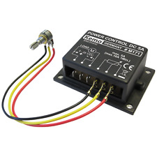 12v / 24v 10a PWM DC Fan Controller, M171, Heater Fan, Dimmer, Digital