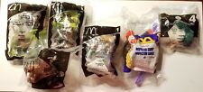 Mcdonalds Happy Meal Toys Lot collection Beast grumpy Lucky Mowgli Gadget Milo
