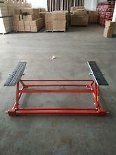 CAR TILTER TILTING CAR LIFT CAR ROLLER ADJUSTABLE RAMP 388 LAST 1 RED TO CLEAR