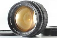 *Exc+5* Olympus OM-System G.Zuiko Auto-S 55mm f1.2 OM Mount Prime Lens JAPAN