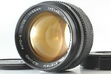 *Exc+5* Olympus OM-System G.Zuiko Auto-S 55mm f1.2 Lens OM Mount from JAPAN
