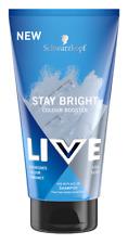 Schwarzkopf Live Stay Bright Colour Booster Shampoo STEEL SILVER 150ml