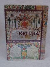 David Davidovitch  THE KETUBA  Jewish Marriage Contracts Through The Ages Adama