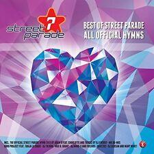 Street Parade-Best of:All official hymns (2012) Adam B feat. Charlotte, M.. [CD]