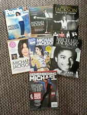 *NEW CONDITION* 7 x Michael Jackson King Of Pop Tribute Collector Magazines
