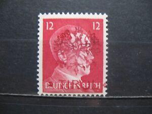 Österreich Austria 1945 Lokalausgaben Local Tirol 12pf