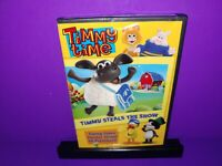 Timmy Time: Timmy Steals the Show (DVD, 2011) Brand New B469