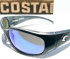 NEW* Costa HAMMERHEAD Silver Blue w POLARIZED GLASS Mirror Sunglass HH 28 BMGLP